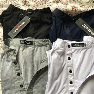 NWT/NWOT Work Shirt Bundle